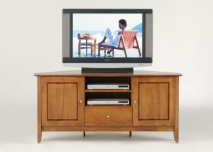 diamond creek corner TV unit