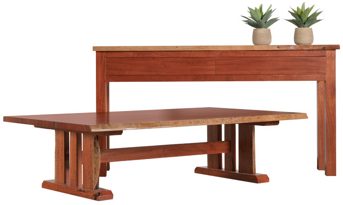redgum furniture