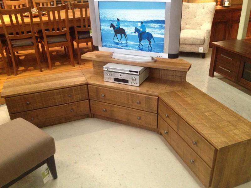 wood corner tv unit archives timber furniture
