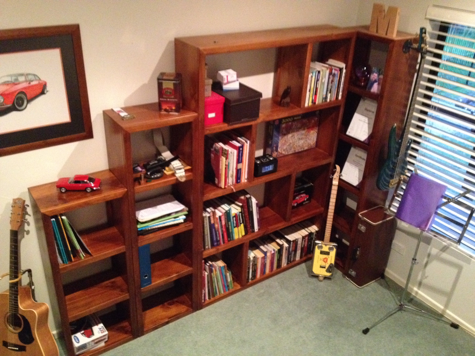 Bookshelves for sale melbourne melbourne home renovated for a growing family best 25 living Timber home office furniture brisbane
