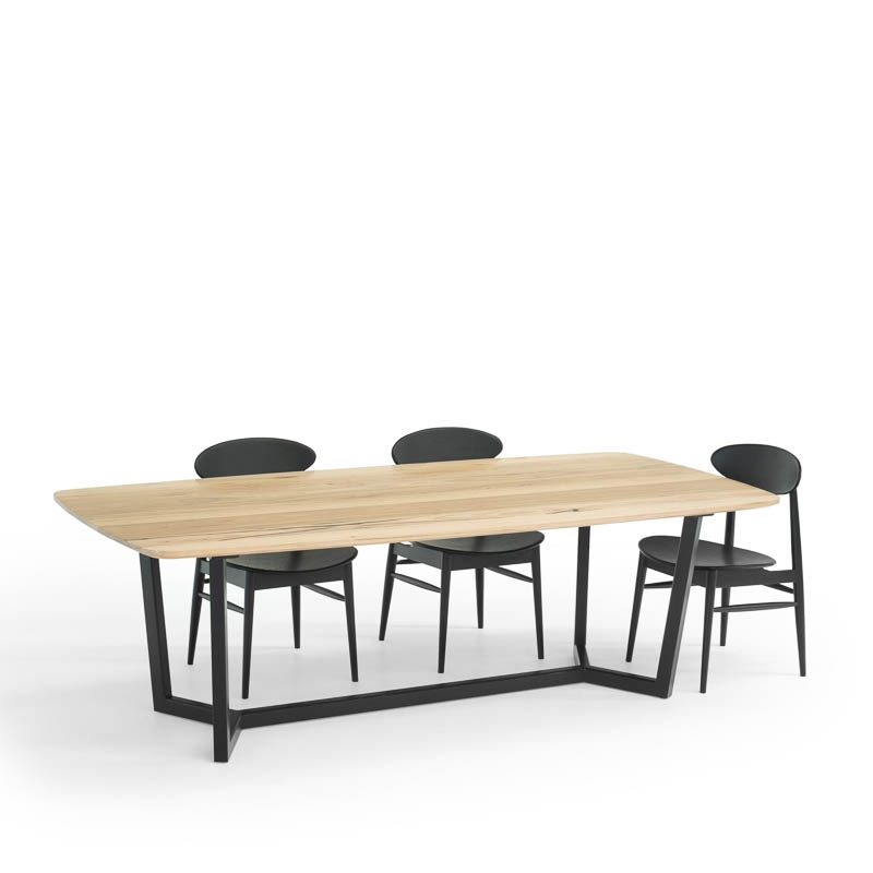 Modern timber tables Melbourne